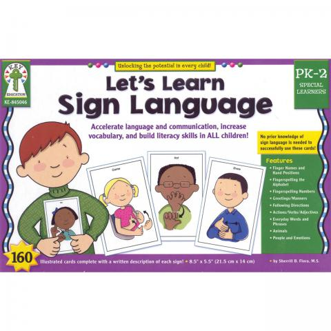 Let's Learn Sign Language