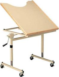 Midland Wheelchair Work Table (Model 7080)