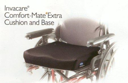Invacare Comfort-Mate Extra Cushion And Base