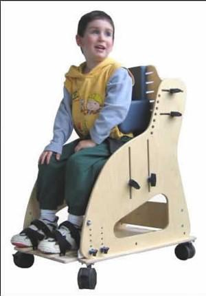 Classroom Positioner Chair (Models Cpc25, Cpc29, & Cpc33)