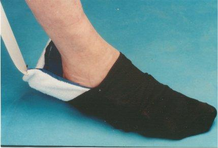 Ableware Deluxe Flexible Sock And Stocking Aid