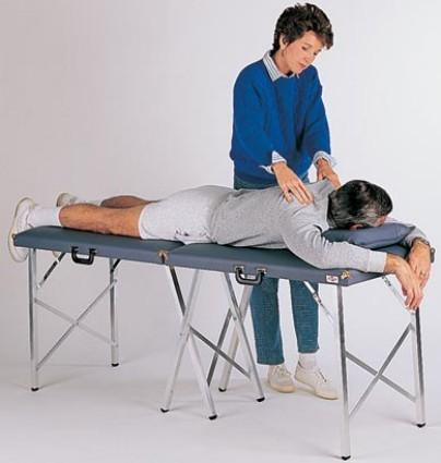 Portable Treatment Table (Model 6018)