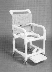 Shower Commode Chairs (Models 190, 200, & 300)