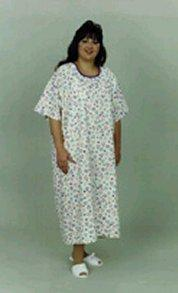 King / Queen Size Patient Gowns (Model C3200)