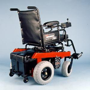Bounder Plus H-Frame Power Wheelchair