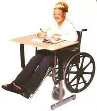 Ada Compliant Wheelchair Accessible Desk (Model 876)