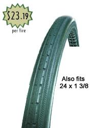 Concordia Wheelchair Tire, The