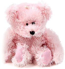 Cuddle Gel Pink Bear (Model 15E243A)
