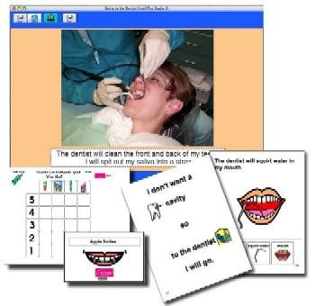 Going To The Dentist Language Kit (Model Lk-Dds)
