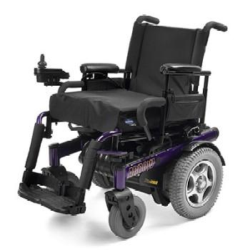 3G Arrow Rear Wheel Drive Power Wheelchair With Truetrack