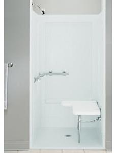 Ada Adaptable Transfer Shower (Model 62050115)