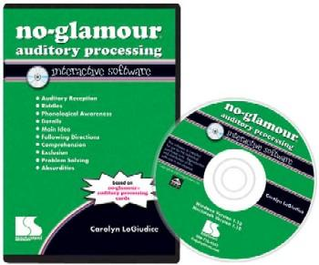 No-Glamour Auditory Processing Interactive Software