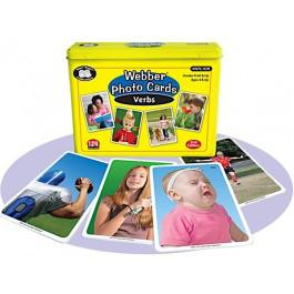 Webber Photo Cards-Verbs, 2nd Edition