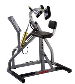 Keiser Air250 Pneumatic Exercise Machine - Abdominal