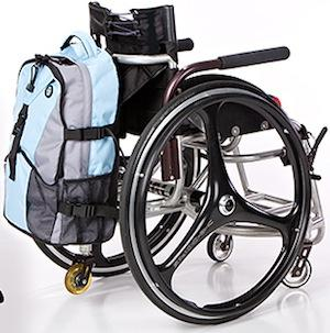 Pack Rat Wheelchair Backpack
