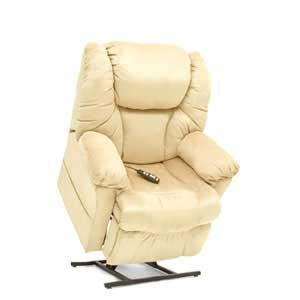 Pride Elegance 3-Position Full Recline Chaise Lounger (Model Ll-550S)