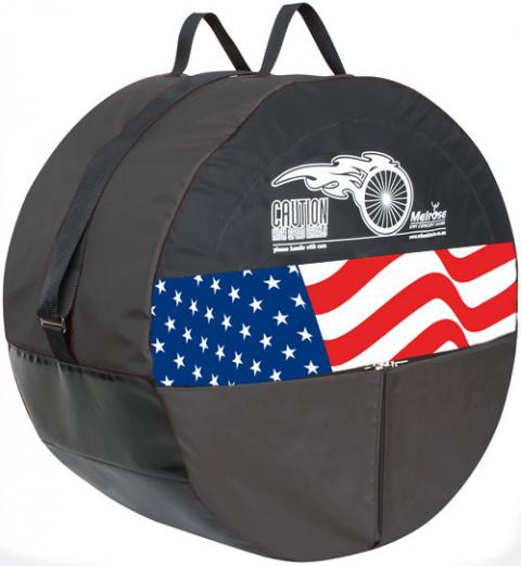 Melrose Wheelbag Usa (Model 45182)