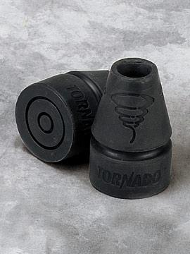 Tornado Rain Guard Crutch Tips (Model T18)