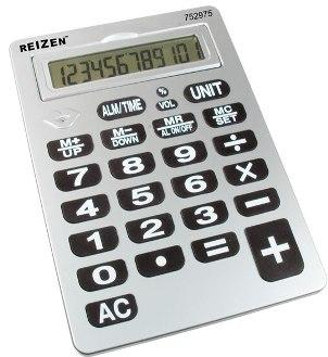 12-Digit Jumbo Talking Calculator