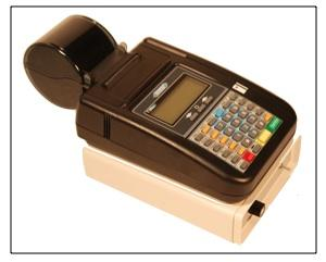 Cvacct7+ Talking Credit Card Terminal (Model 330)