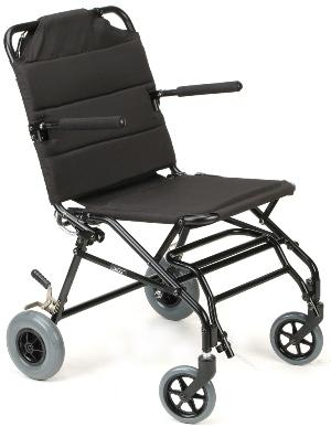 Km-Tv10B Companion Travel Wheelchair