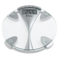 Low Vision Glass Weight Tracking Electronic Scale Large Display