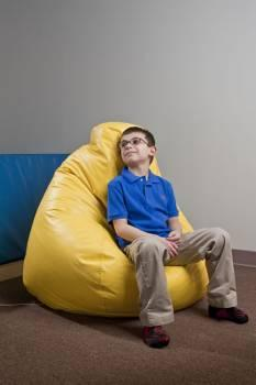 Southpaw Vibro-Acoustic Bean Bag Chair