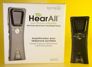 Hearall Cell Phone Amplifier