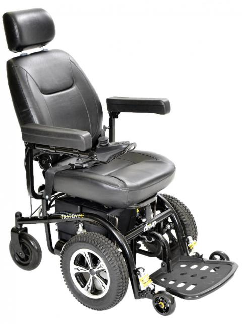 Drive Medical Trident Front-Wheel Drive Power Chair