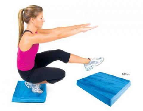 EcoWise D. Balance Pad by Eco Wise Fitness