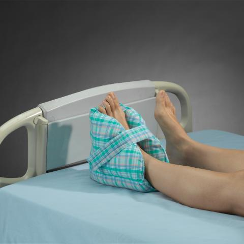 Heel Pillow (Models 6115, 6115L, & 6116)