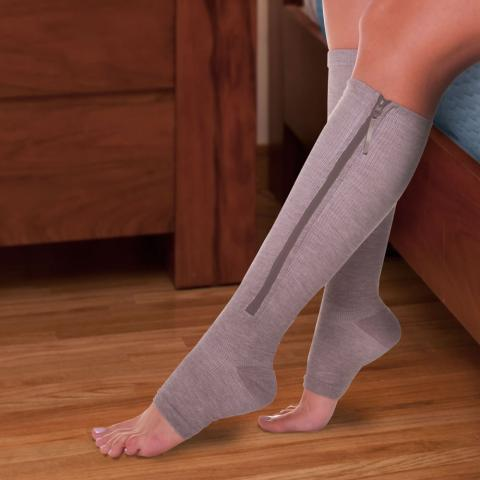 Easy On Compression Leg Support