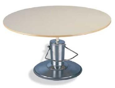 Midland Round Work Table (Model 8859F)