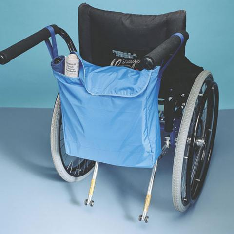Ableware 706160000 Wheelchair Carry-All