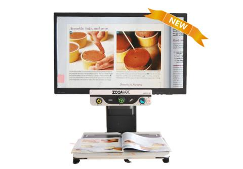 "Aurora Hd 24"" Desktop Video Magnifier"