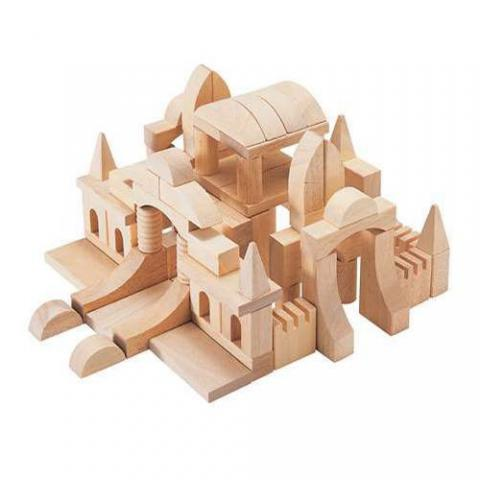Guidecraft Starter Building Block Set