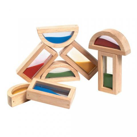 Guidecraft Sand Block Set