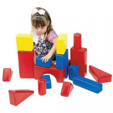 Plastic Hollow Blocks