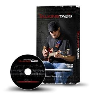 Talkingtabs Guitar Instruction Complete Beginners Series Special Edition