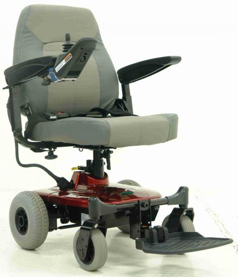Como Electric Wheelchair