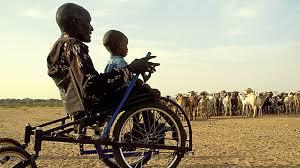 SafariSeat: A wheelchair made for people in developing countries